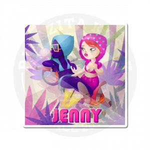 Джени<br>