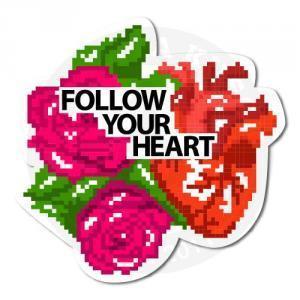 Следуй за своим сердцем!<br>