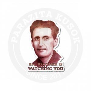 Большой брат следит за тобой - Джордж Орруэл<br>