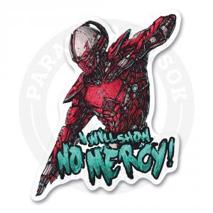 Стикер Сектор / Mortal Kombat<br>
