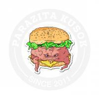 сердитый бургер<br>