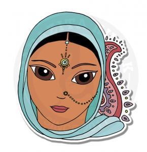 Индианка<br>