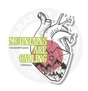 Mountains are calling<br>