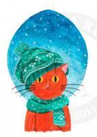 снежный кот<br>