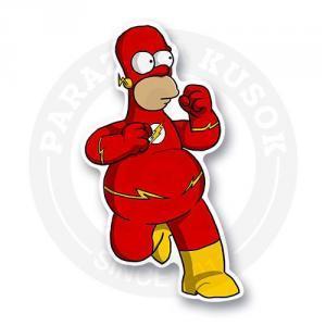 Гомер - Флэш / Симпсоны / The Simpsons<br>