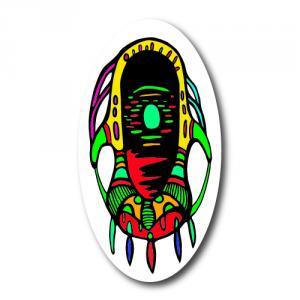 Маска древнего шамана<br>