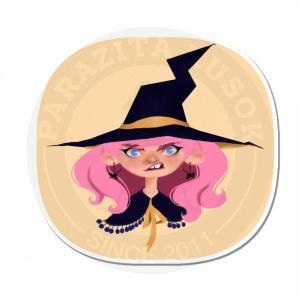Ведьмочка<br>