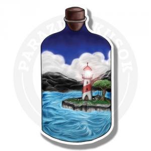 маяк в бутылке<br>