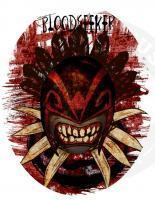 демон маска<br>