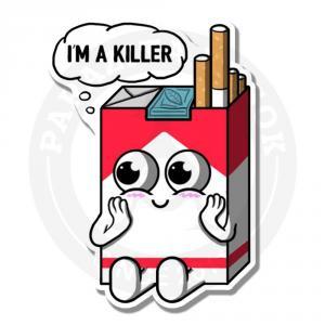 Курение убивает медленно<br>