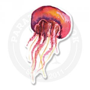 Красная медуза<br>