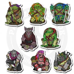 Черепашки-ниндзя/Teenage Mutant Ninja Turtles<br>