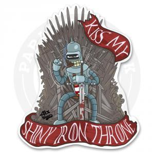 Бендер на железном троне (Futurama, Game of Thrones)<br>