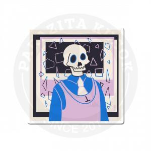 важный скелет<br>