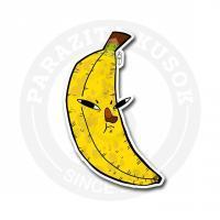 Желтый подозрительный банан<br>