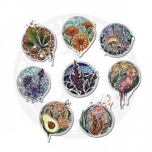 Ботаническая серия~<br>