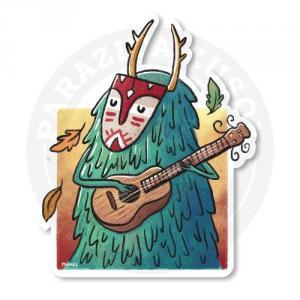 Лесной дух музыки<br>
