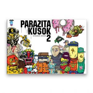 Стикербук Parazita Kusok 2Книги<br><br>