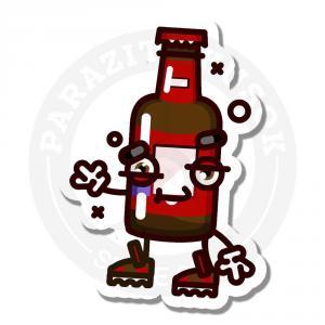 Мультяшное пиво<br>