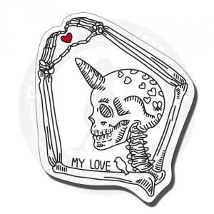 Милый скелет<br>