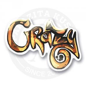 crazy<br>