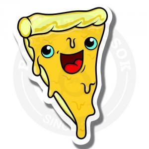Весёлая пицца<br>