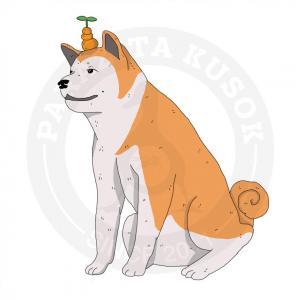 Добрый пёс Хатико<br>