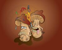 дурацкие грибы<br>