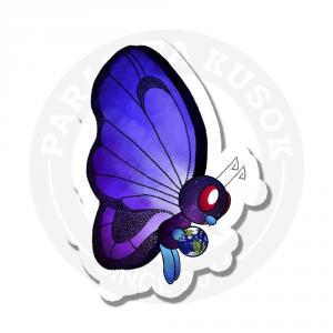 бабочка<br>
