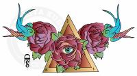 розы и око<br>