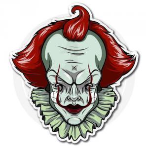 Клоун Пеннивайз<br>
