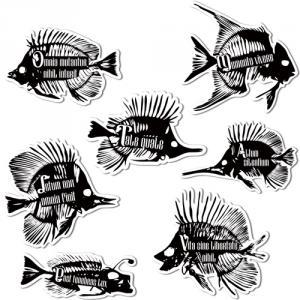 Рыбы говорят на латыни<br>