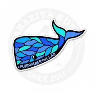 витражный кит<br>