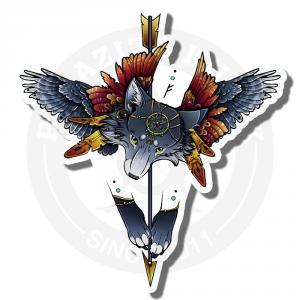 Волк Шаман<br>