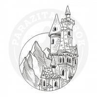 Замок в горах<br>