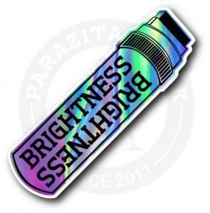 Наклейка Brightness 2000<br>