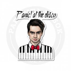 Солист группы Panic<br>