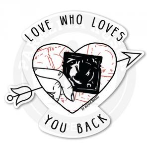 Love Who Loves You Back<br>