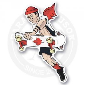 Канадский скейтер<br>