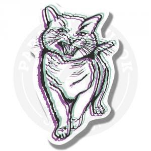 двоящийся кот<br>