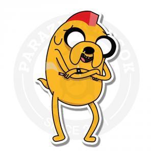 Джейк/Sticker Jake<br>