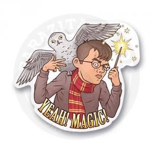 Гарри Поттер — «Yeah! Magic!»<br>