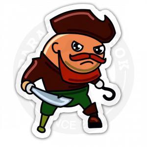 пират<br>