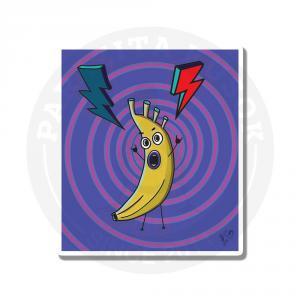 Наклейка Банана Джо<br>