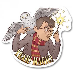 Это магия<br>