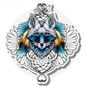 Шаман волк<br>