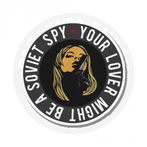 Советский шпион<br>