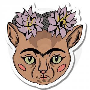 Кошка Фрида<br>