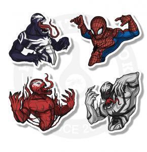 Человек паук<br>