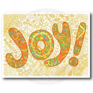 Слово радость<br>